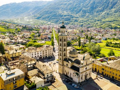 WEEKEND MELA-GODO IN VALTELLINA